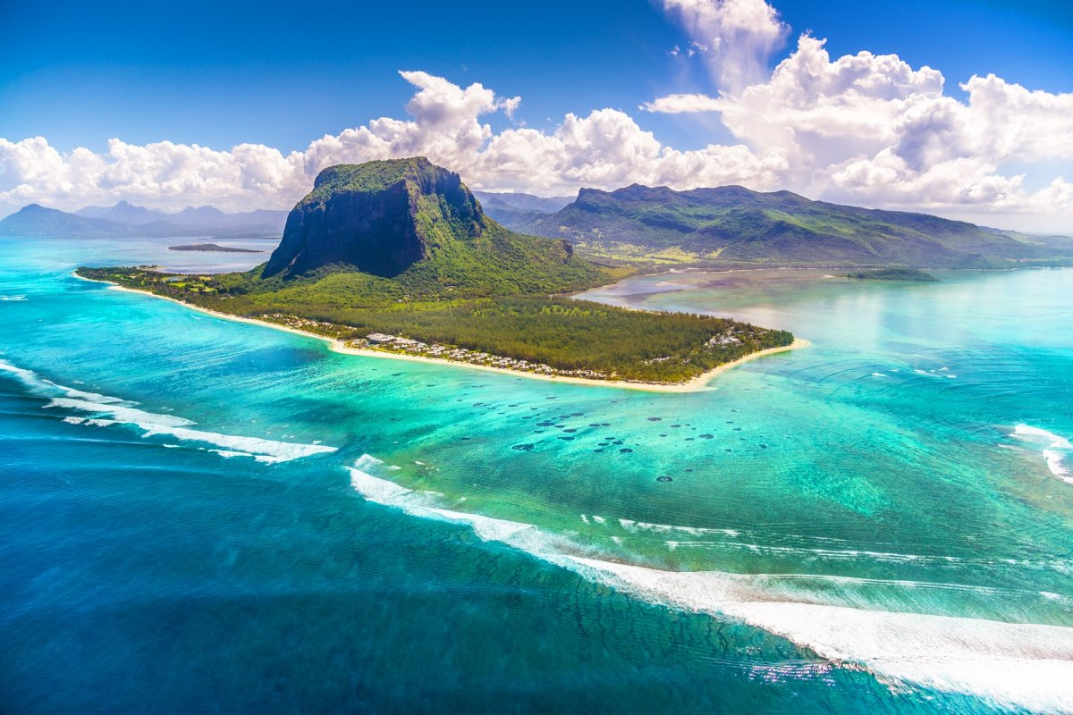 The Magic of Mauritius... made for romance!