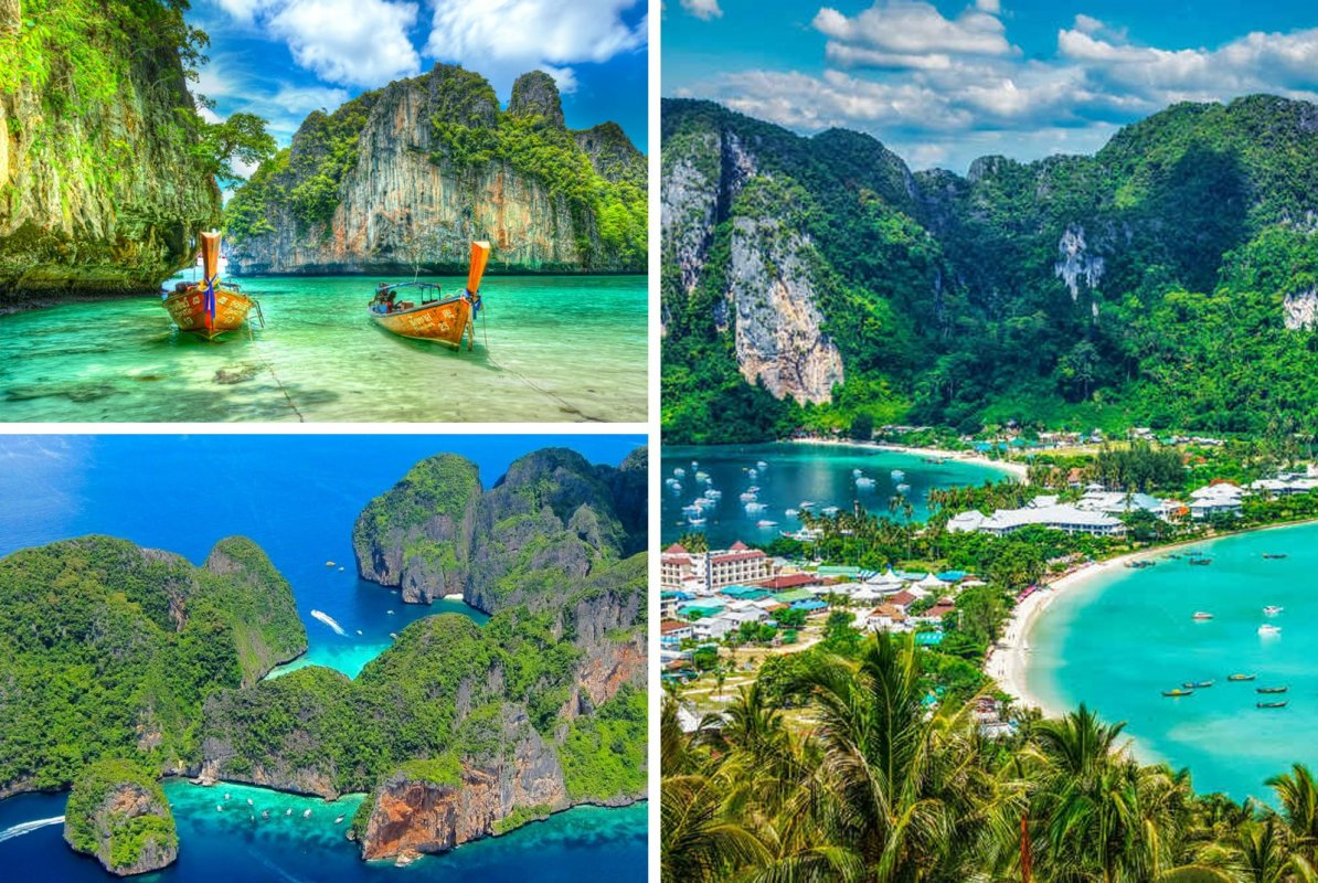 A Wonderland Honeymoon in Thailand