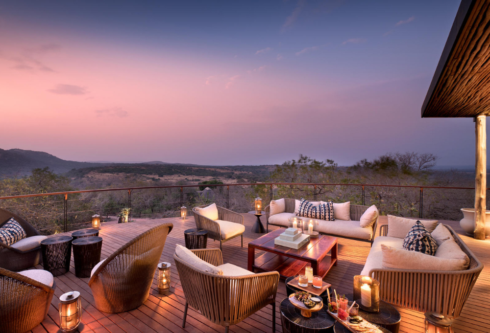 &Beyond Phinda Mountain Lodge, Phinda Private Game Reserve