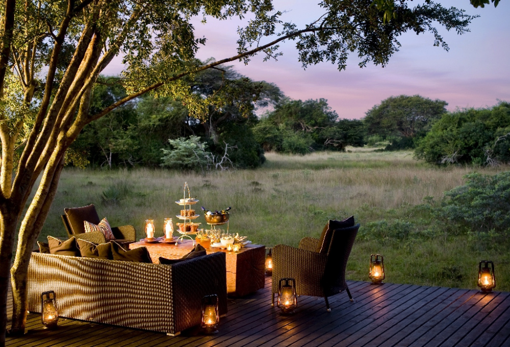 &Beyond Phinda Forest Lodge, Phinda Private Game Reserve