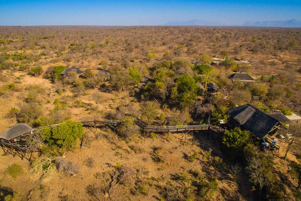 Ezulwini Billys Lodge, Balule Nature Reserve